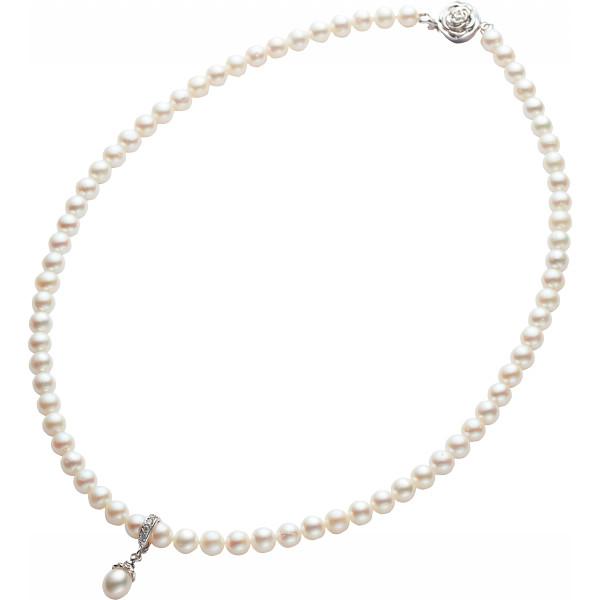 その他 淡水真珠デザインネックレス(包装・のし可) 4539314154094【納期目安:1週間】