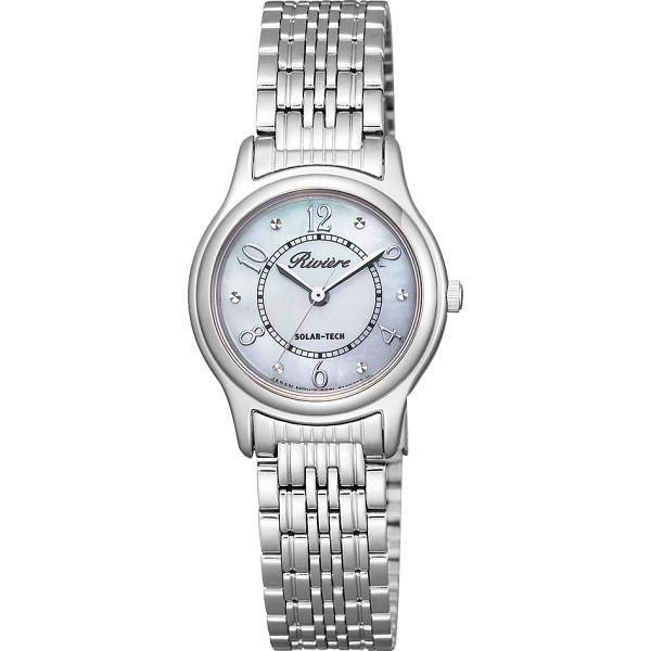 その他 リビエール レディース腕時計 シルバー (包装・のし可) 4974375460249