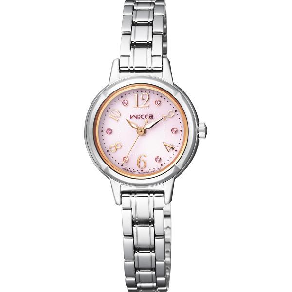 その他 シチズン ウィッカ レディース腕時計(包装・のし可) 4974375461062【納期目安:1週間】