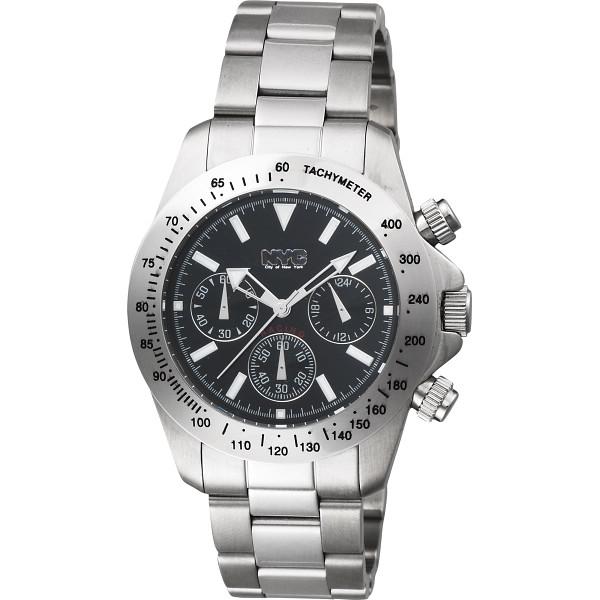 その他 NYC メンズ腕時計(包装・のし可) 4582109239636【納期目安:1週間】