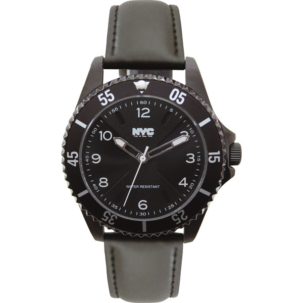その他 NYC メンズ腕時計(包装・のし可) 4582109239643【納期目安:1週間】