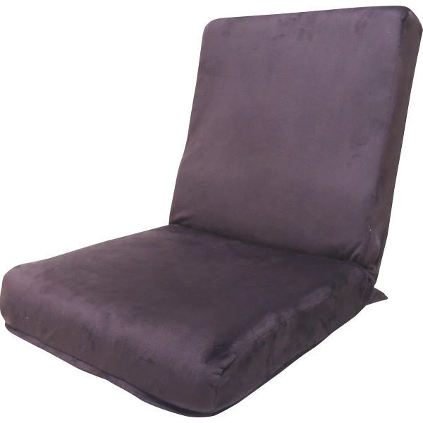 その他 低反発ボア座椅子 ブラウン 4562304848581【納期目安:1週間】