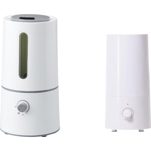 その他 アロマ超音波式加湿器2台セット(包装・のし可) 4944370995220【納期目安:1週間】