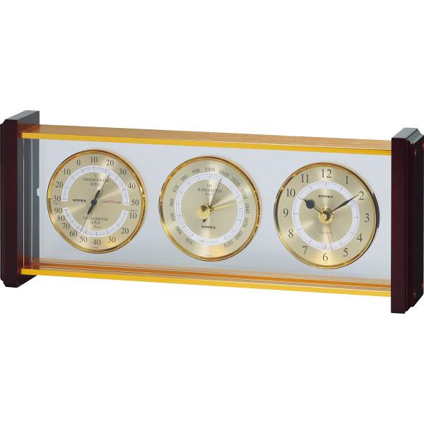 その他 エンペックス スーパーEX気象計・時計(包装・のし可) 4961386074305【納期目安:1週間】