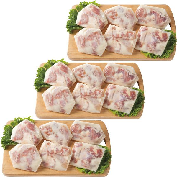 その他 京料理 六盛 鶏肉の塩麹漬(18枚) 2478170003370【納期目安:1週間】