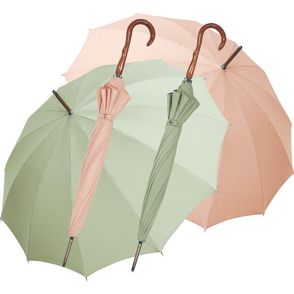 その他 職人の手作り 和風12本骨晴雨兼用傘セット(包装・のし可) 4580117929143【納期目安:1週間】