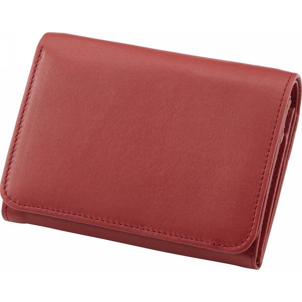 その他 ジョセフエロール ディアスキン 二つ折り財布 レッド (包装・のし可) 4516281932399【納期目安:1週間】
