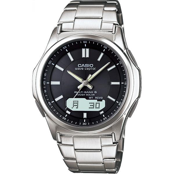 その他 カシオ ソーラー電波腕時計(包装・のし可) 4971850966494【納期目安:1週間】