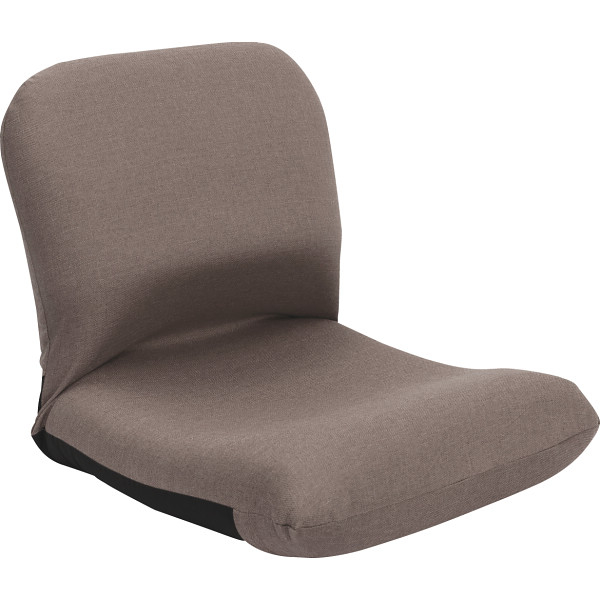 その他 背中を支える美姿勢座椅子 ブラウン 4984522987772【納期目安:1週間】