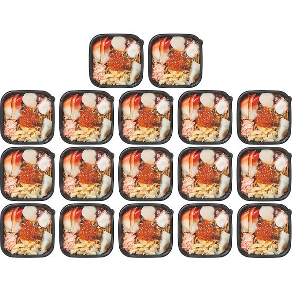 その他 7種の具材を使った海鮮松前漬(17食) 2458510001235【納期目安:1週間】