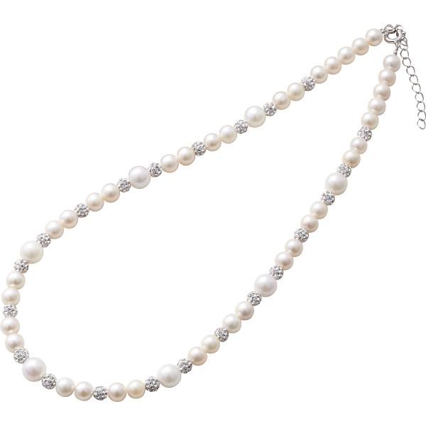 その他 セ・ルーアン 本真珠ネックレス ホワイト (包装・のし可) 4560159978163