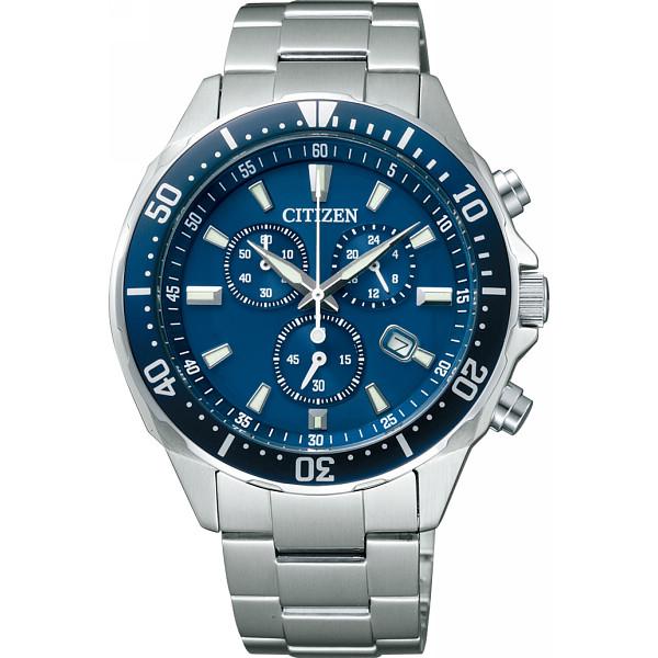 その他 シチズン メンズ腕時計 ブルー (包装・のし可) 4974375418844【納期目安:1週間】