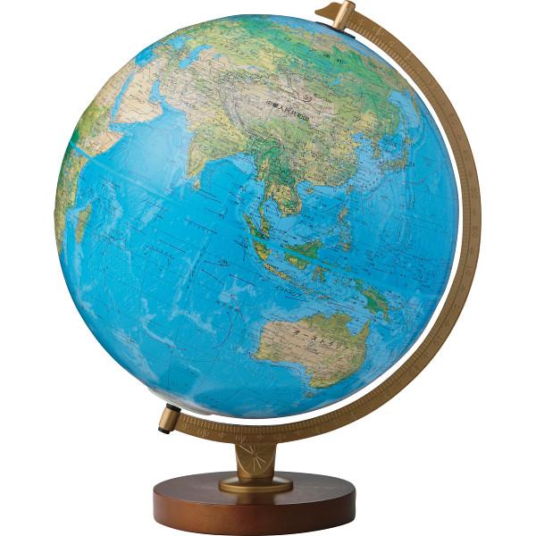 その他 リプルーグル地球儀 リビングストン型 日本語版 ブルー (包装・のし可) 4951748865788【納期目安:1週間】