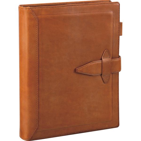 その他 ダ・ヴィンチグランデ A5サイズシステム手帳 ブラウン (包装・のし可) 4902562442099