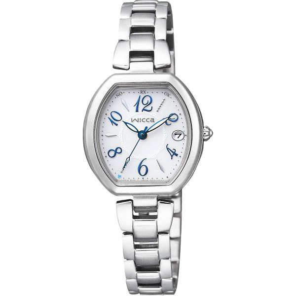 その他 ウィッカ レディース電波腕時計(包装・のし可) 4974375469297【納期目安:1週間】