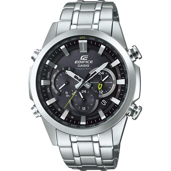 その他 エディフィス メンズ腕時計 ブラック (包装・のし可) 4549526117626【納期目安:1週間】
