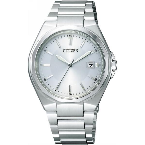 その他 シチズン メンズ腕時計 シルバー (包装・のし可) 4974375439498【納期目安:1週間】