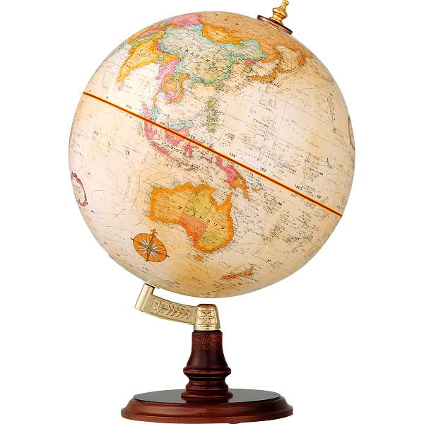 その他 リプルーグル地球儀 クランブルック型 日本語版 ブラウン (包装・のし可) 4951748314705【納期目安:1週間】