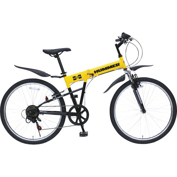 その他 ハマー 26型 折りたたみ自転車 4562369181739