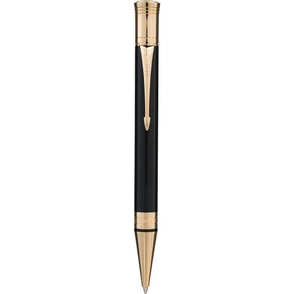 その他 パーカー デュオフォールド ボールペン ブラックGT (包装・のし可) 3501179313863【納期目安:1週間】