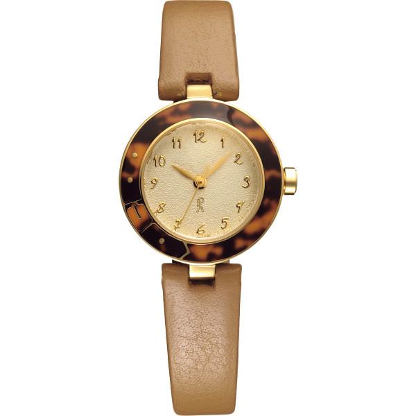 その他 ロベルタ バックルモティーフ腕時計 ブラウン (包装・のし可) 4970347019972