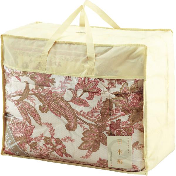 その他 日本製 ダウン85%入羽毛ふとん ピンク (包装・のし可) 4530807043604