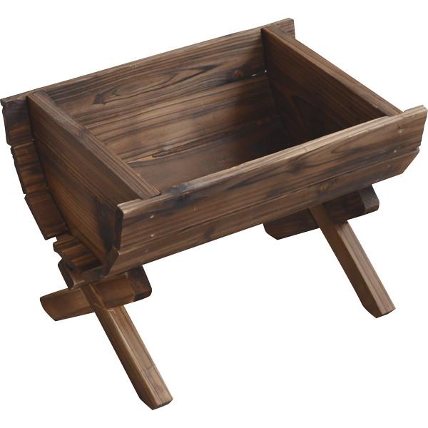 その他 木製プランターセット(包装・のし可) 4511412994956【納期目安:1週間】