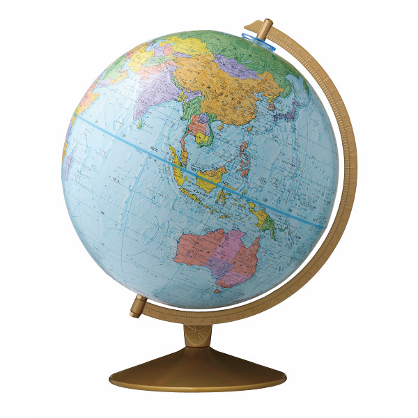 その他 リプルーグル地球儀 エクスプローラ型 日本語版 ミズイロ (包装・のし可) 4951748305703【納期目安:1週間】