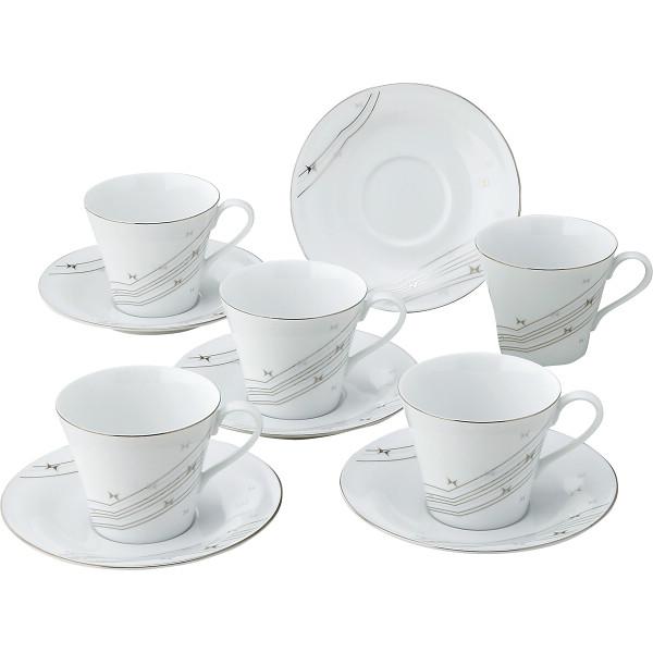 その他 ハナエモリ リプル コーヒー碗皿5客セット(包装・のし可) 4979855504277