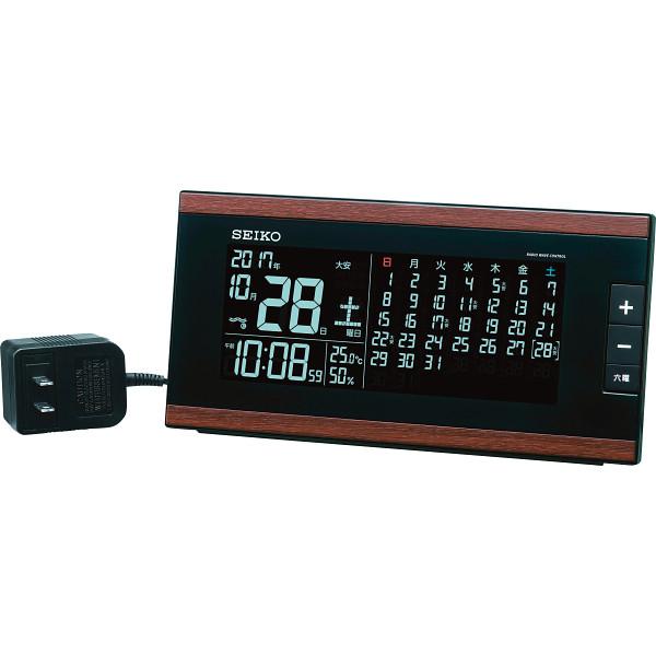 その他 セイコー 電波デジタル時計(包装・のし可) DL212B