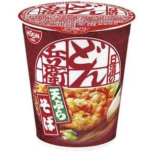 その他 (まとめ)日清食品 タテ型どん兵衛天ぷらそば 20食入【×5セット】 ds-2177781