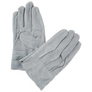 その他 (まとめ)ミタニコーポレーション 牛床革手袋背縫い 1双【×50セット】 ds-2178014