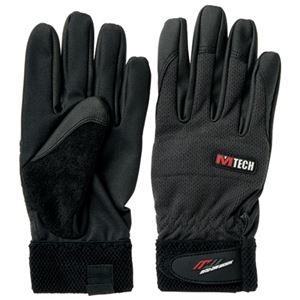 その他 (まとめ)ミタニコーポレーション 合皮手袋 エムテック Lサイズ 209063【×30セット】 ds-2178124