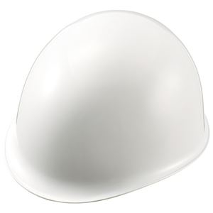 その他 (まとめ)加賀産業 ヘルメット つばなし 白【×10セット】 ds-2178148