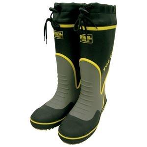 その他 (まとめ)ミドリ安全 鋼製先芯入り安全長靴 MPB-7700 Lサイズ【×5セット】 ds-2178179
