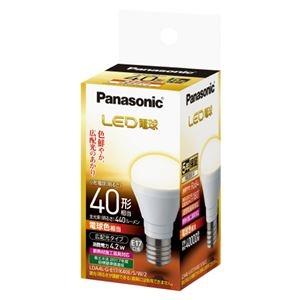 その他 (まとめ)Panasonic LED電球40W E17 電球色 LDA4LGE17K40ESW2【×10セット】 ds-2178613