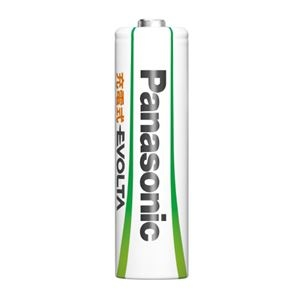 その他 (まとめ)Panasonic エボルタ充電式電池 単3 4本 BK-3MLE/4BC【×10セット】 ds-2178661