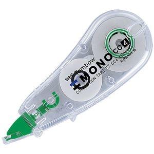 その他 (まとめ)トンボ鉛筆 修正テープ モノCC 4.2mm CT-CC4 10個【×30セット】 ds-2178981