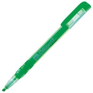 その他 (まとめ)ゼブラ 蛍光スパーキー1 緑 WKP1-G【×200セット】 ds-2179126