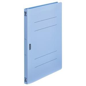 その他 (まとめ)ビュートン フラットファイルPP A4S ブルー FF-A4S-B【×200セット】 ds-2179952