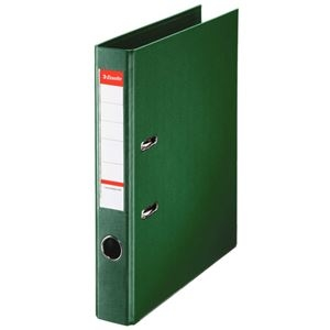 その他 (まとめ)ESSELTE レバーアーチファイル 48076 A4S 緑 10冊【×5セット】 ds-2180082