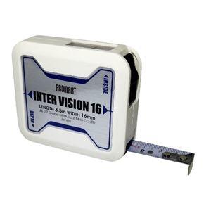 その他 (まとめ)原度器 インタービジョン 16mm×3.5m IN1635【×10セット】 ds-2180274