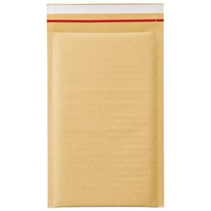 その他 (まとめ)今村紙工 クッション封筒 茶テープ付 DVD/CD用10枚【×50セット】 ds-2180431