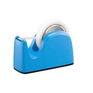 その他 (まとめ)プラス テープカッター TC-301 ライトブルー 5台【×10セット】 ds-2180878