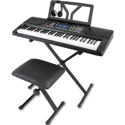 ワントーン(Onetone) Onetone Keyboard OTK-61set (ブラック) OTK-61S-BK
