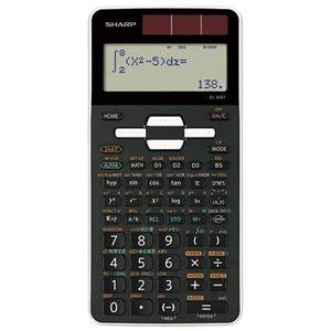 その他 (まとめ)シャープ 関数電卓 EL-509T-WX【×10セット】 ds-2181232