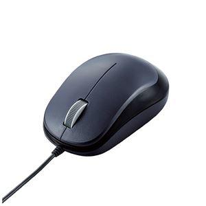 その他 (まとめ)エレコム 有線3ボタンBlueLEDマウス M-Y8UBXBK ブラック【×30セット】 ds-2181601