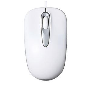 その他 (まとめ)サンワサプライ 有線光学式マウス MA-R115W ホワイト【×30セット】 ds-2181605