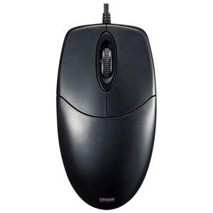 その他 (まとめ)サンワサプライ 静音防水マウス ブラック MA-IR131BS【×5セット】 ds-2181638