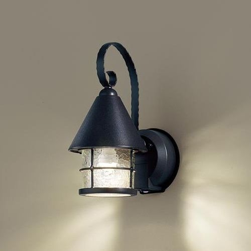 パナソニック LEDポーチライト40形電球色 LGWC85044BZ